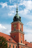 Warsaw - Royal Castle Stock Photography