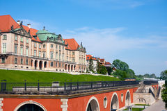 Warsaw, Royal Castle Stock Image