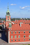 Warsaw Royal Castle. Royalty Free Stock Photo