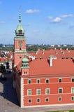Warsaw Royal Castle. Royalty Free Stock Photo