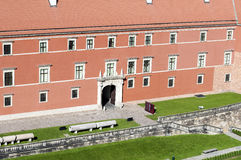 Warsaw Royal Castle. Stock Photos