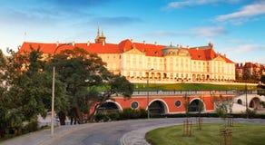 Warsaw - Royal Castle, Poland Stock Photography