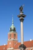 Warsaw Royal Castle. Stock Photos