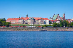 Warsaw's Royal Castle royalty free stock photography