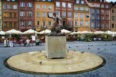 Warsaw Siren Stock Images