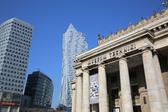 Warsaw Stock Photography
