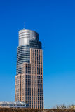 Warsaw Trade Tower Stock Image