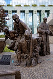 Warsaw Uprising Monument in Poland Stock Photos