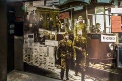 Warsaw Uprising Museum royalty free stock photo