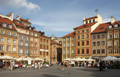 Warsaw (Warszawa) - Poland Royalty Free Stock Photo
