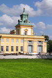 Warsaw - Wilanow Royalty Free Stock Photo
