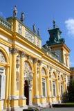 Warsaw - Wilanow Royalty Free Stock Photo