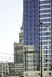 Warsawa architektura fotografia stock