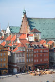Warschau Stockfotografie