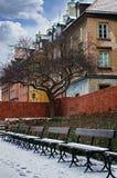 Warschau Stockfoto