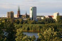Warschau Lizenzfreie Stockfotos