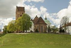 Warschau-alte Stadt Lizenzfreies Stockfoto