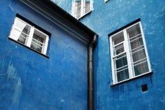 Warschau-Fenster Lizenzfreie Stockfotos