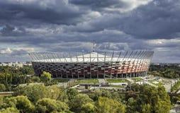Warschau-Nationalstadion Lizenzfreie Stockbilder