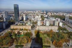 Warschau Poland Stock Photos
