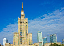 Warschau, Polen Stockbilder
