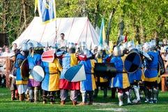 Warschau, Polen - Mai 2012: Das dritte internationale Festival von h Stockfoto
