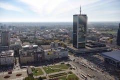 Warschau Polska Obraz Royalty Free