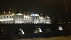 Warschau-Präsidentenpalast Lizenzfreie Stockbilder