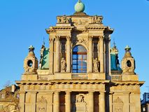 Warschau, Stolica Polski Royalty-vrije Stock Fotografie