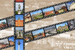 Warshau royalty-vrije stock afbeeldingen