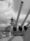 Warship Royalty Free Stock Photo