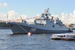 warship Zdjęcia Stock