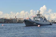 warship Obrazy Stock