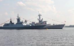 Warship Stock Photos