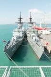 warship photo libre de droits