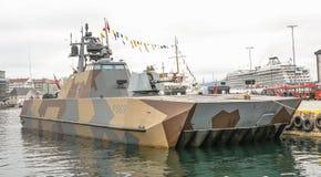 warship Obrazy Royalty Free