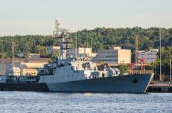 warship Immagini Stock Libere da Diritti