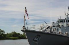 warship Fotos de Stock
