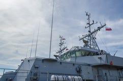 warship Imagens de Stock Royalty Free