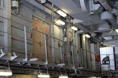 warship Foto de Stock Royalty Free