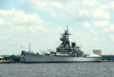 Warship anchored at Harbor stock photos