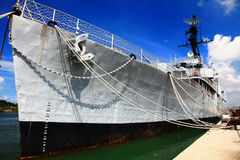 Warship Royalty Free Stock Images