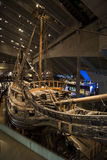 Warship Vasa, Stockholm Royalty Free Stock Photos