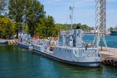 Warships Royalty Free Stock Image