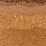 Warstwa glebowy metro Zdjęcie Stock