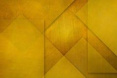 warstwy abstrakcjonistyczna złocista tekstura zdjęcia stock