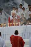 Warszaw, Polen - Juni 06: Aartsbisschop Kazimierz Ny Stock Foto's