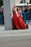 Warszaw, Polonia - 6 giugno: Arcivescovo Kazimierz Ny Fotografie Stock Libere da Diritti