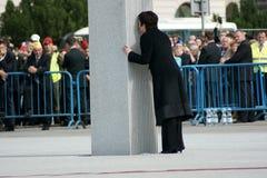 Warszaw, Polonia - 6 giugno: Presidente di Warszaw ha Fotografia Stock
