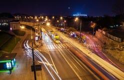 Warszawa Royaltyfri Bild